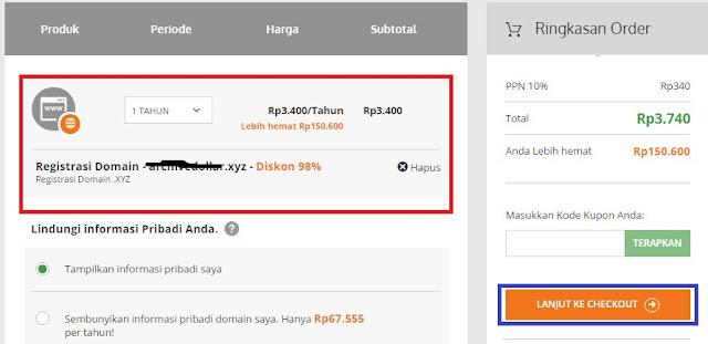 domain murah hostinger