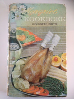 Jaren 60 - Margriet kookboek