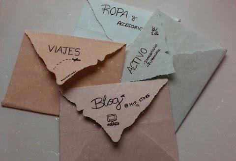 Método de los sobres para ahorrar