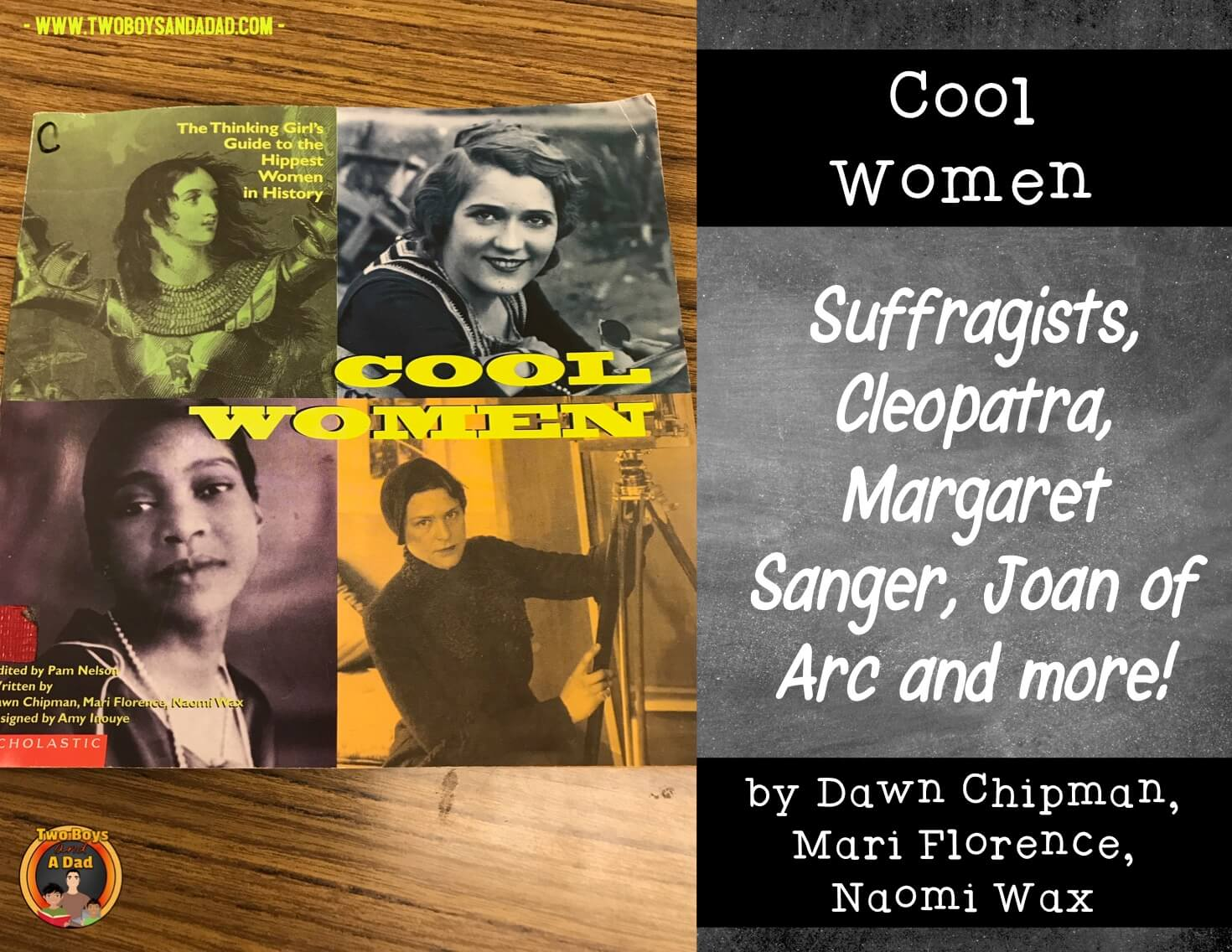 More cool and inspiring women in history