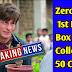 Zero box office collection SRK movie gets good opening but below expectation