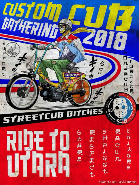 Street Cub Bitches