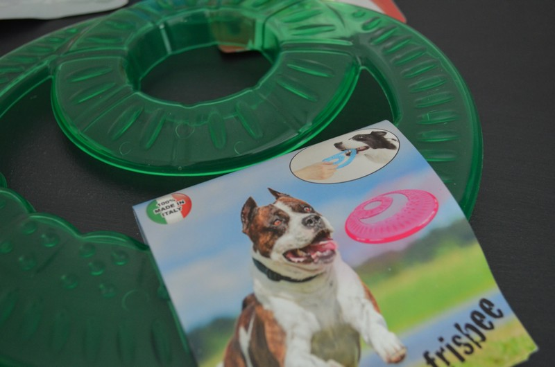 Frisbee en plastique Georplast