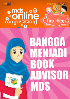 Kompetisi book Advisor MDS