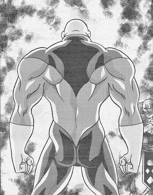 Dragon Ball Super manga chapter 33 leaked images !!