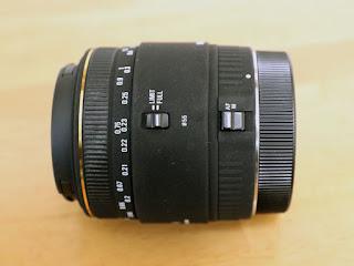 SIGMA MACRO 50mm F2.8 EX DG③