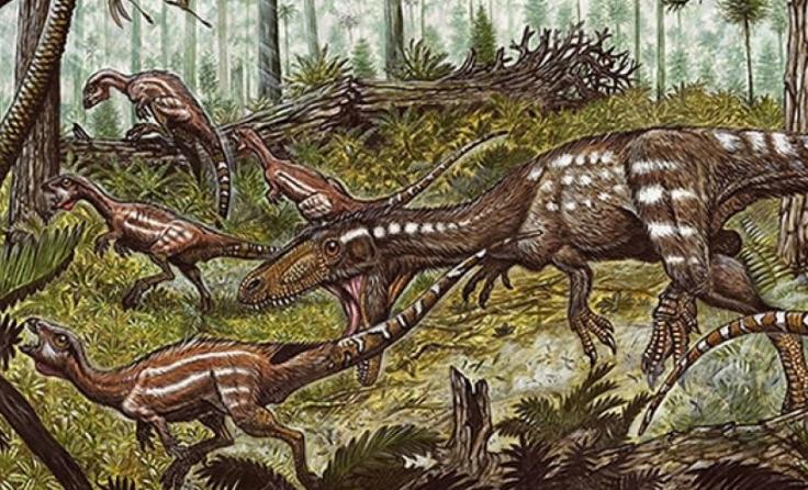 Dinasaurus Ratusan Juta Tahun