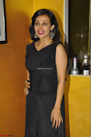 Flora Shaini looks super cute in black at Pelliki Mundu Prema Katha Trailer Launch 54.JPG