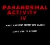 Paranormal Activity 4 le film