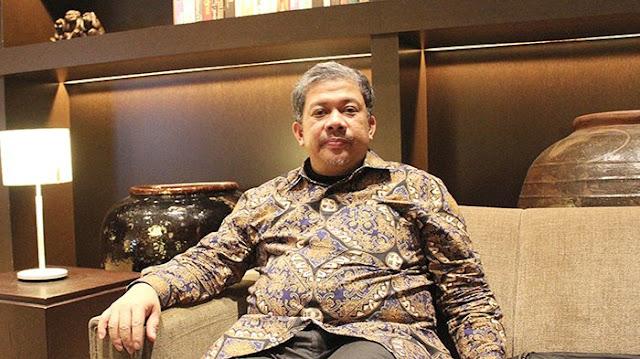 Fahri Hamzah: Seharusnya Prabowo-Sandi Bersyukur