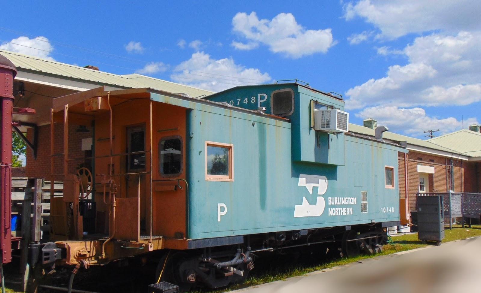 Tammany Family Covington Train Depot