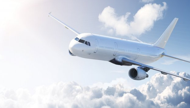 TERNYATA Ini Alasan Mengapa Pesawat Berwarna Putih..