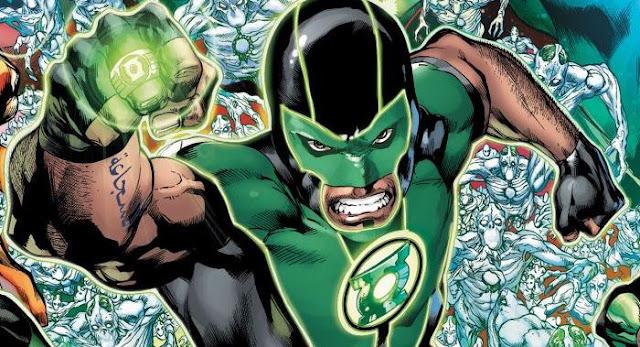 simon baz Daftar Anggota Green Lantern Corps Sektor-2814 (Bumi)