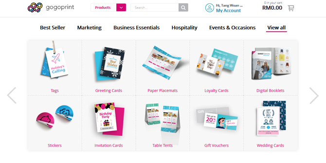 Get any print business cards flyers brochures by gogoprint definitely i am very delighted to print my stuff via gogoprint and cant wait to receive my stuff how to print with gogoprint there is few steps to print colourmoves
