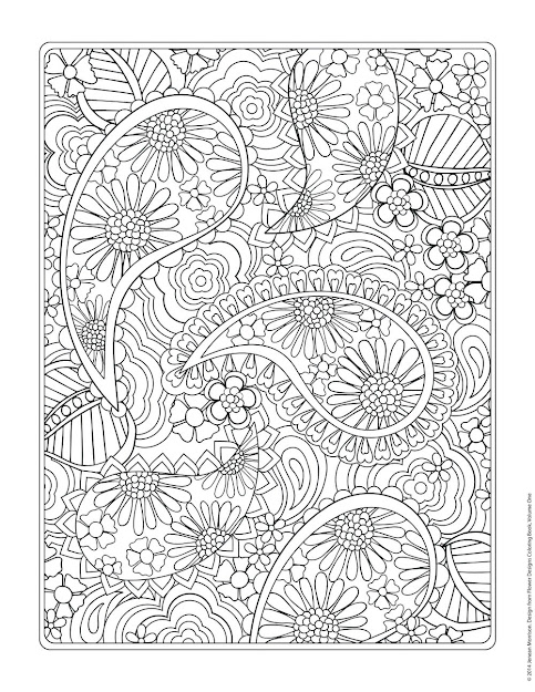 Mandala Design Coloring Book Jenean Morrison With  Decfdefbedadb