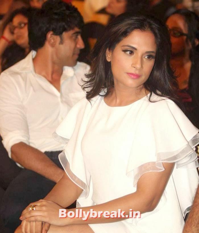 Screen Awards Nomination Party, Richa Chadha & Nimrat Kaur at Screen Awards Nomination Party
