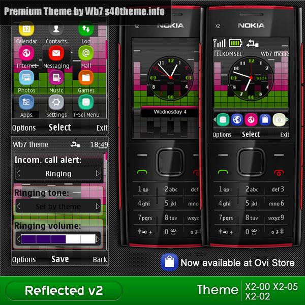 Download Nokia X2 02 Wallpapers | Auto Design Tech