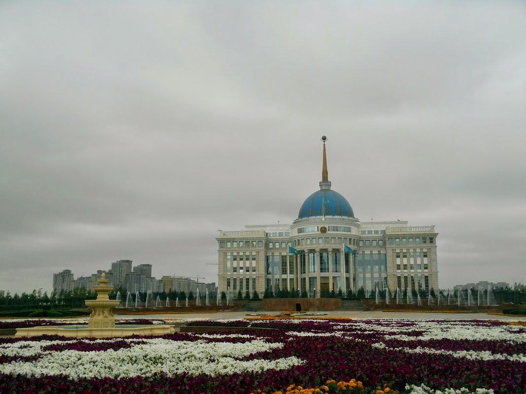 astana nursultan kazakistan