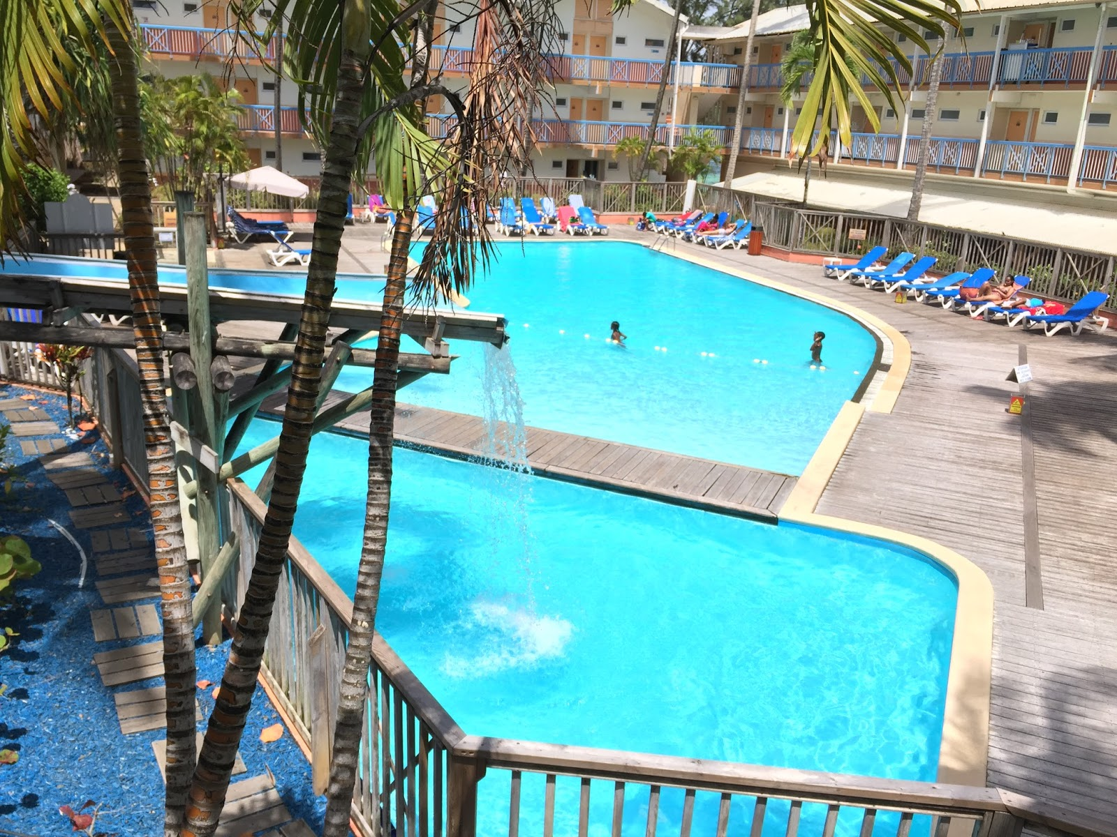carayou hotel martinique look voyage piscine
