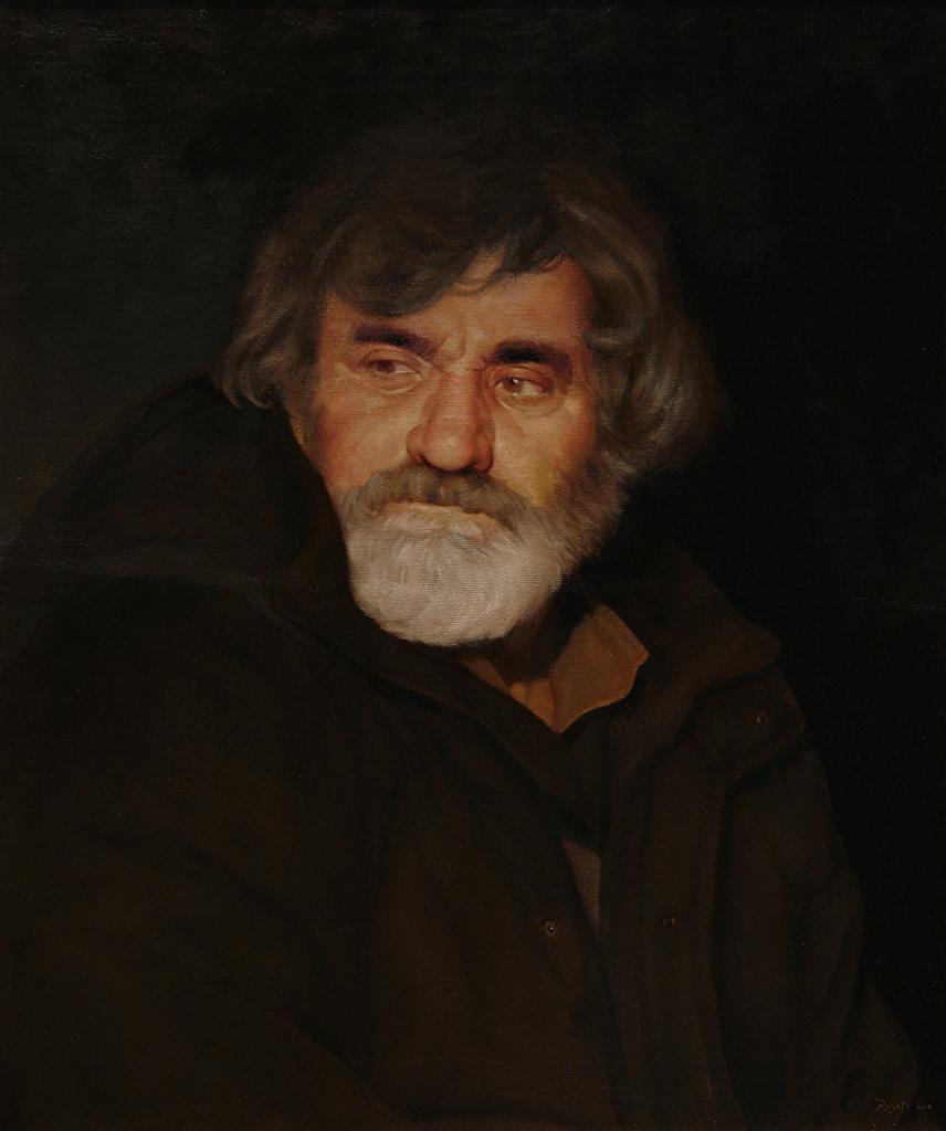 Portrait Artist Steven Rosati