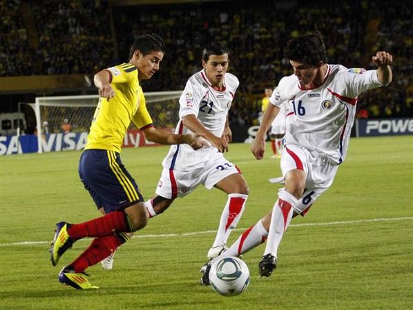 Mundial Sub 20: Mundial Sub 20 Colombia 2011: Fotos Colombia Vs Costa Rica
