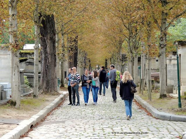 Alameda Père-Lachaise
