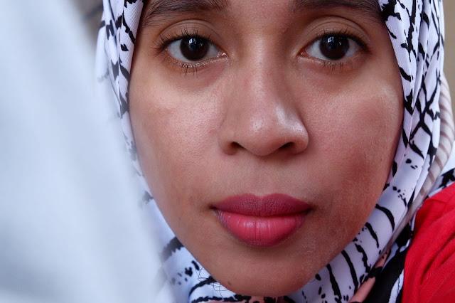review lipstik matte ussy sulistiawaty