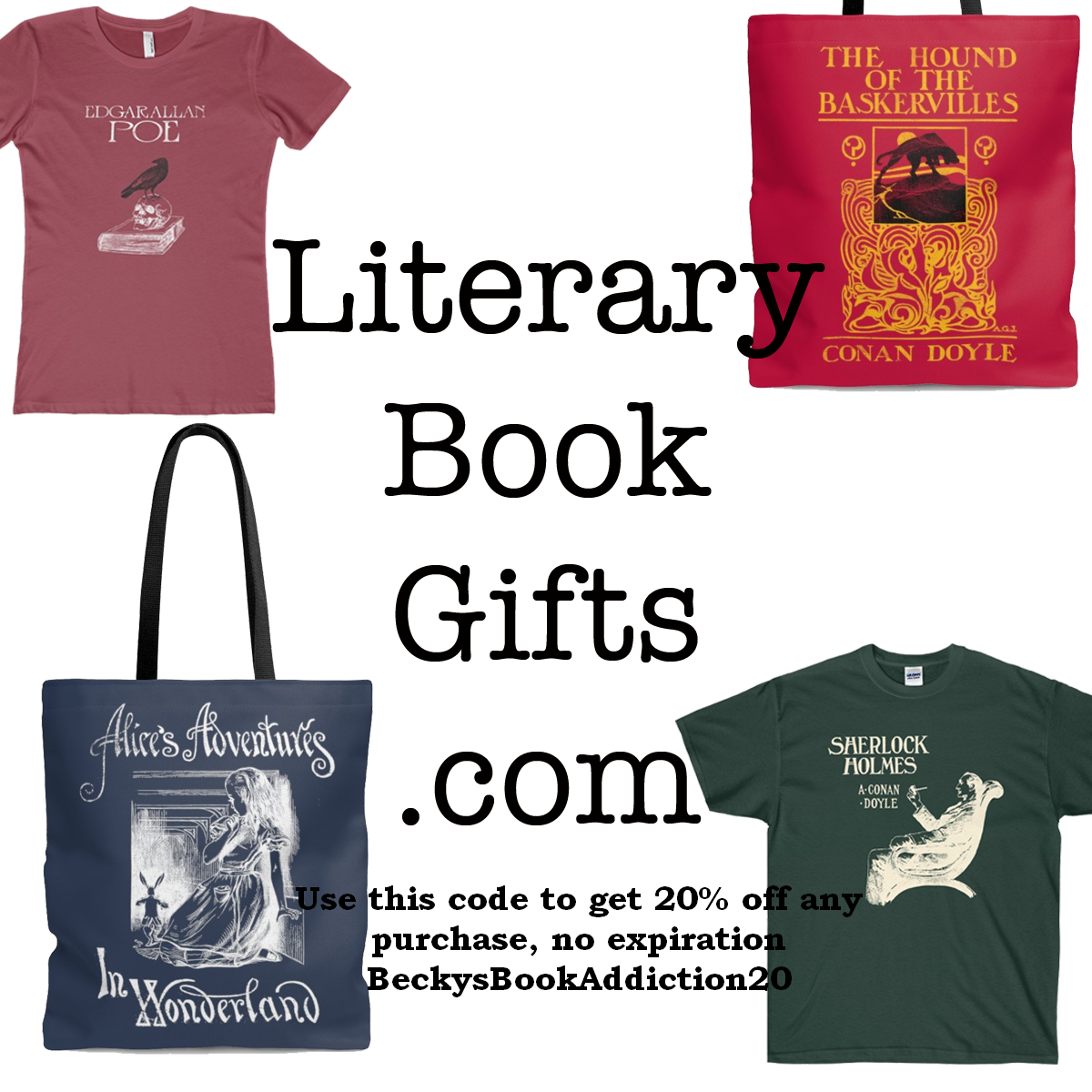 Booklovers Merch
