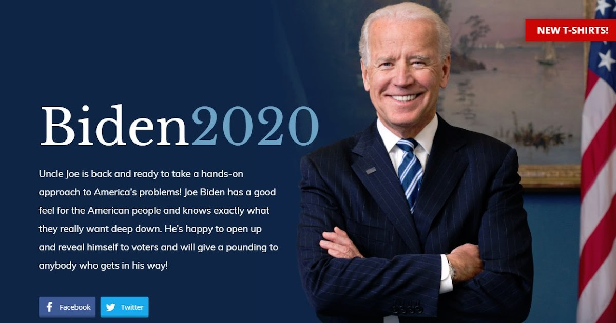 Here S The Viral Anti Biden Parody Site That S Outranking
