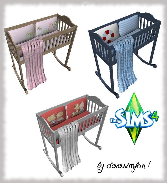 Sims marktplatz s4 babywiege - Sims 3 babyzimmer ...