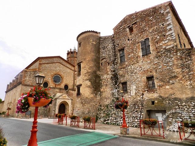 SAINT-HIPPOLYTE (66) - Château des Templiers