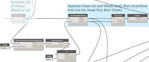 Dynamo: Export Views and Sheets from Revit - Part 3