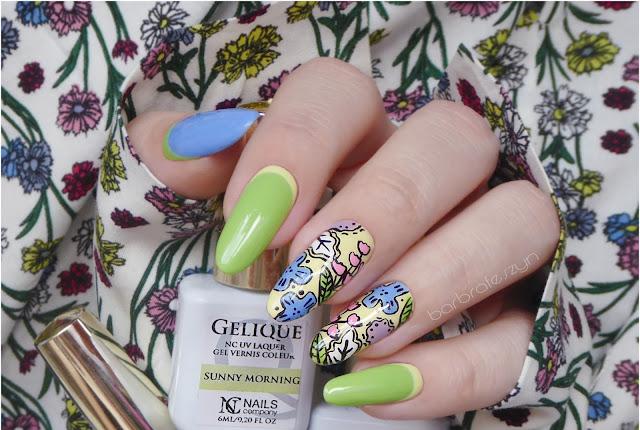 Wiosenne zdobienie | Nails Company