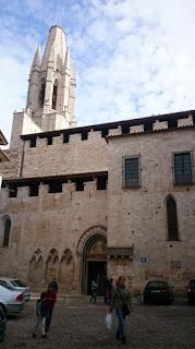 Girona, Iglesia de Sant Feliu.