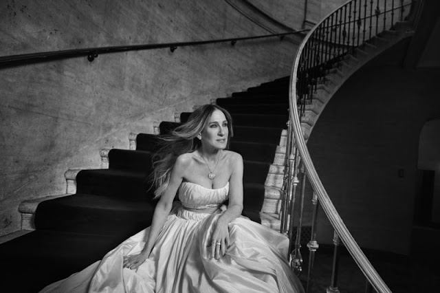 Sarah Jessica Parker collaborates with Kat Florence on a Fine Jewellery line