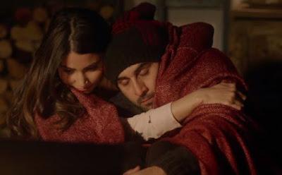 Anushka Sharma & Ranbir Kapoor looks In Ae Dil Hai Mushkil Movie