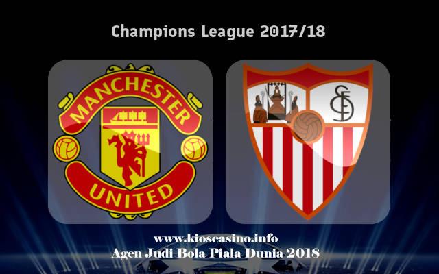 Prediksi EPL Manchester United vs Sevilla 14 Maret 2018