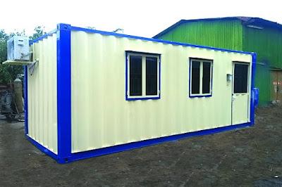 Container văn phòng 20 feet