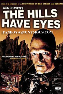 horror movie The Hills Have Eyes Wes Craven