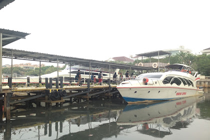 Transportasi Kapal Speedboat Dari Ancol Ke Kepulauan Seribu