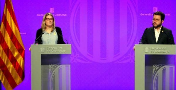 Gobierno español rompe diálogo con independentistas de Cataluña