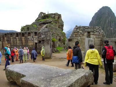 Templo del Sol,  Machu Picchu, Perú, La vuelta al mundo de Asun y Ricardo, round the world, mundoporlibre.com