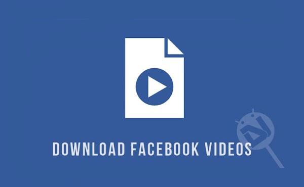 Aplikasi Download Video Facebook di Android