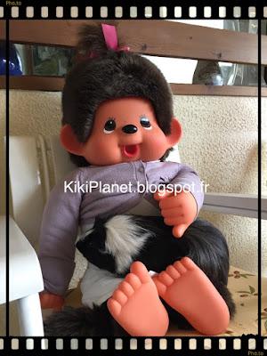 kiki monchhichi cochon d'inde cobaye animaux