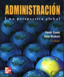 Administracion una perspectiva global koontz harold