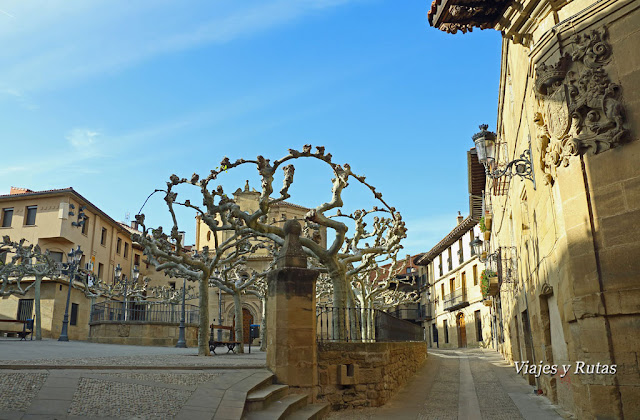 Plaza Mayor de Elciego, Álava