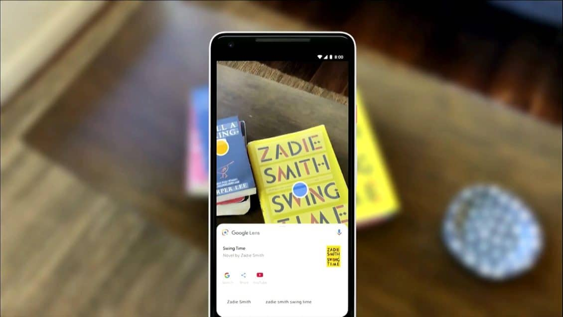 How to Use Google Lens in Google Images Application