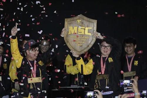 Aether Main Berhasil Menjuarai MSC 2018 Dengan Skor Telak 3-0