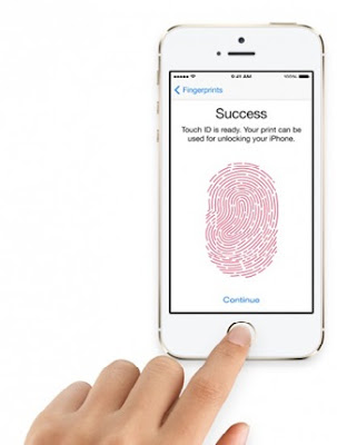iPhone 5s quoc te dung cam bien van tay