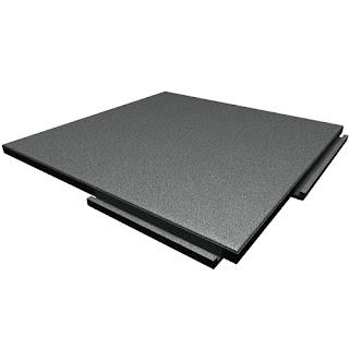 Greatmats sterling rubber athletic tile outdoor court tile